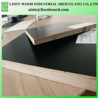 China WBP Glue 18mm Black/Brown Film faced plywood/Marine Plywood/Shuttering Plywood on sale