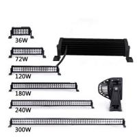 China 120W LED Lights For Trucks Double Row CREE LED on sale