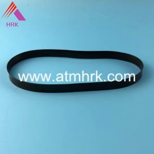 China 10*367*0.65mm GRG ATM Parts CRM8240 Transmission Channel Flat Belt PVC Material on sale