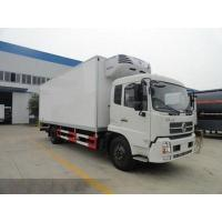Quality 4x2 Reefer truck/refrigerator cooling van vehicle for sale for sale