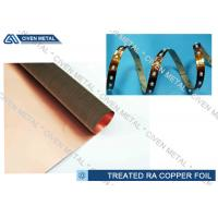 Buy cheap High Performance Rolled Annealed Copper Foil  ,  Thin Copper Foil for Laminating from Wholesalers