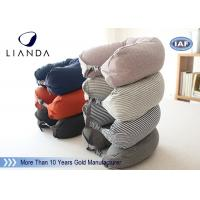 Quality Comfortable Travel Pillow Neck Pillow U Form Microbead Neck Pillows for sale