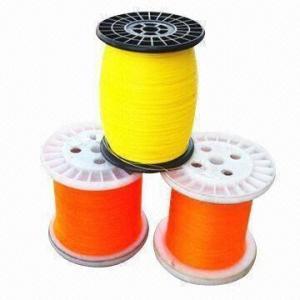 Braided dyneema fishing line quality braided dyneema for Orange fishing line