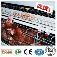 Quality Battery Layer Chicken Cage Poultry Automatic Equipment Ventilation System for sale