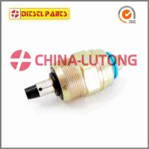 China bosch fuel pump stop solenoid 146650-8520 diesel engine repair on sale