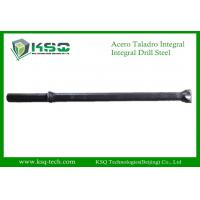 Quality 400mm 800mm Integral Drill Rod Tungsten Carbide Rod For Hand Held Rock Drill for sale