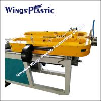 Quality Corrugated Flexible Hose Making Machine , Plastic PE PP PVC Corrugated Pipe Extruder for sale
