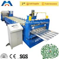 Quality Hi-Rib IBR Roof Sheet Roll Forming Machine Automatic 14 Rows Color Steel Plate for sale