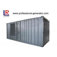 China 20KW Container Genset Electric Power Diesel Sound-Proof Genset Auto Start Controller on sale