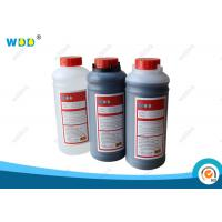 Buy cheap Continuous Inkjet Water Based Dye Ink 1000ml Small Character Date Printing from Wholesalers