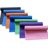 Quality Professional OEM eco friendly yoga mat / Colorful Yoga Exercise mat for sale