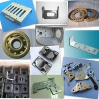 Quality Custom Fabrication Services stamping parts sheet Metal Box Enclosure , stamping parts for sale