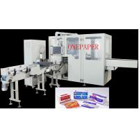 Buy cheap OPR90 Facial tissue wrapper  90pack/min,6servo motors from Wholesalers