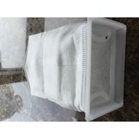 Quality Micron Filter Bag Square Collar Water Filter Liquid Filter Bag PP PE 200 Micron for sale