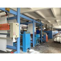 Quality Various Textile Back UV Coating Equipment  / Powder Coating Machine Frequency Control for sale