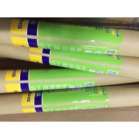 China Semi Automatic Round Bottle Labeling Machine Sticker Cardboard Tubes for sale