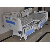 Quality Remote Nurse Control X-RAY Electric Hospital Bed For Intensive Care for sale