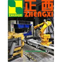 China Servo Motor Energy saving Automatic CNC Industrial Robot Arm With Guide Way Meets CE standard on sale
