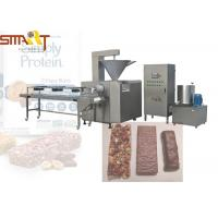 Quality Nougat Peanut Brittle Candy Cutting Making Granola Cereal Protein Bar Machine for sale