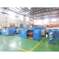 Quality Stable Copper Wire Twisting Machine , Wire Pay Off Machine 3000 RPM for sale
