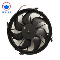 Hot DC Bus Auto Cooling System Condenser Fan, air conditioner fan for Different Bus