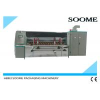Quality Fruit Bit Carton Box Making Machine / Wine Drinks Packaging Cartons Die Cutter Automatic 2600 for sale