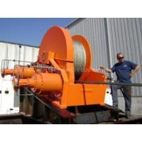 China Hydraulic Marine Winch Electric Anchor Winch 10ton on sale