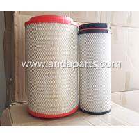 Quality Good Quality Air Filter For FAW Truck 1109070-55A 1109060-55B for sale