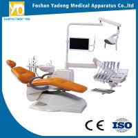 Quality Top-mounted Instrument Tray Dental Chair Unit WIth 2 Years Warranty for sale