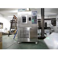 Quality ISO SS Environmental Test Chamber Plastic Ozone Aging Resistance for sale
