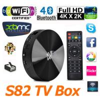 China S82 Android TV BOX Amlogic AML-S802 Quad Core 2.0Ghz 2GB+8GB Support 4K/2K Video Output on sale