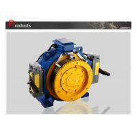 Quality Lift Motor / Gearless Elevator Traction Machine With Load 408 - 1000 KG for sale