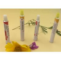 Buy Recyclable Aluminum Eye Ointment Tube Epoxy Phenolic Resin Internal Lacquer at wholesale prices