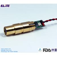 Quality 3mW-60mW 520nm Direct Laser Module (Dot Beam) for sale
