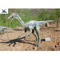Buy High Simulation Realistic Dinosaur Statues For Dinosaur Theme Park / Customizable at wholesale prices