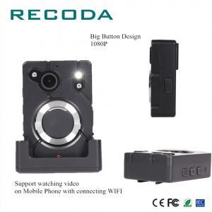 Buy cheap IP67 Waterproof Law Enforcement Body Worn Camera 1080P 15 Hours 1 Min Pre from wholesalers