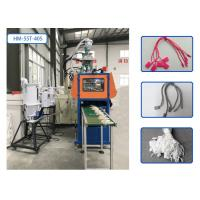 China 40 Cavities Auto Injection Molding Machine 7.5KW For 1 Leg Hang Tag Rope on sale