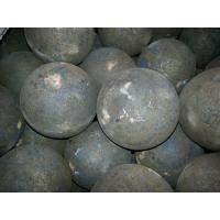 Quality Forged Casting Hot Rolling Grinding Steel Ball For Mine And Cement Plant for sale