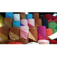 100% PU Synthetic Leather for Sofa Garment Upholstery Leather with Embossed Printing Rexine Leather Faux Leather