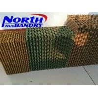 Quality Greenhouse Evaporative Cooling Pad/air curtain for sale