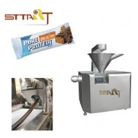 Quality Automatic Energy Bar Machine , Stainless Steel Candy Bar Making Machine for sale