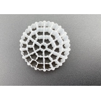 Quality 25*10MM Virgin HDPE white Color MBBR Filter Media for sale
