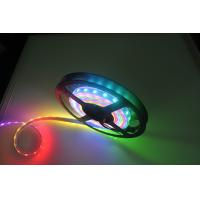 Quality 60pixels/meter programmable digital 5050 ws2813 addressable rgb led strip for sale