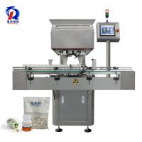 China Multistage Vibration Capsule Milk Tablet Honey Pill Counting Machine on sale
