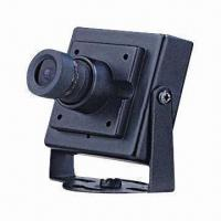 China Color Digital Miniature CCD CCTV Camera with PAL/NTSC TV System and Auto White Balance on sale