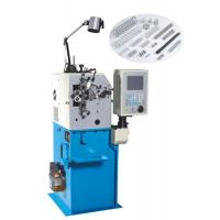 Quality 15% Faster CNC Compression Spring Machine 500kg With Chinese / English Monitor Display for sale