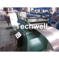 Buy cheap Galvanized Color Steel Raw Material Continuous PU Sandwich Panel Production Line from wholesalers