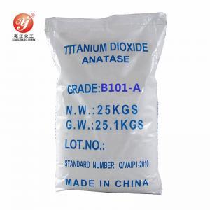 Buy cheap Anatase Enamel Grade Titanium Dioxide Dispersion / Inorganic Chemicals B101 from wholesalers