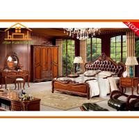 european luxury size synthetic leather royal rococo
