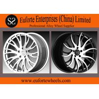 Buy cheap Susha wheels - Multiple Color Face 1 Piece Forged Monoblock Wheels SSF006 18